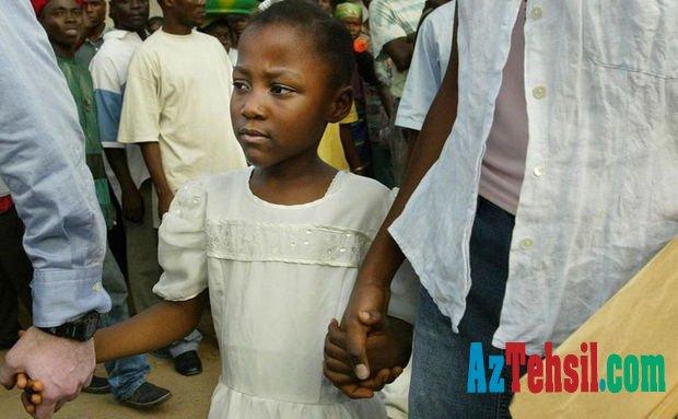 Məktəblərin bağlanılması uşaq evliliklərinin artması ilə nəticələnib-FOTO
