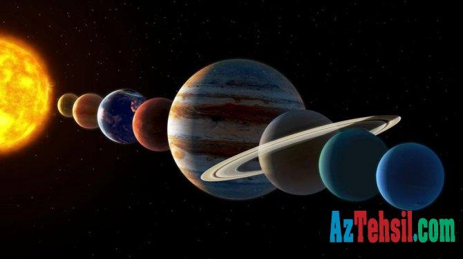 """Valehedici astronomik hadisə- """"Planetlərin paradı"""" başlayır"""