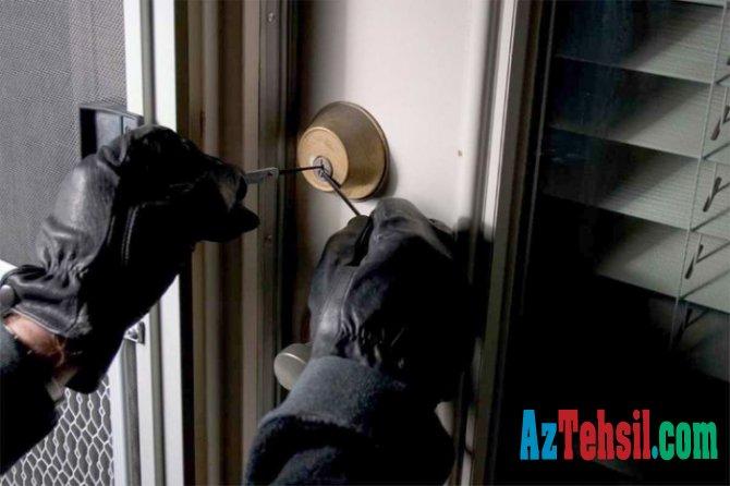 Bakıda universitet yataqxanası qarət edildi