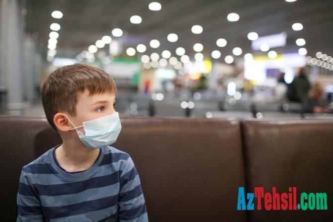 Rusiyada koronavirus testi uşaqlar üçün pulsuz oldu