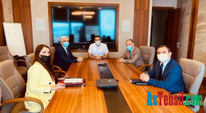AzTU ilə Bestcomp Group şirkəti arasında əməkdaşlıq memorandumu