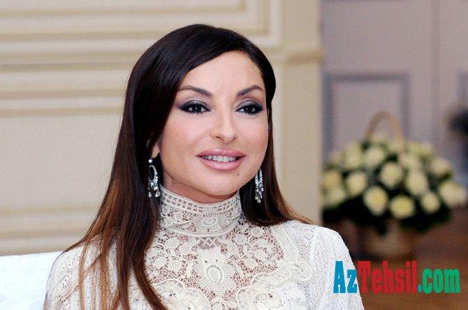Mehriban Əliyeva Azərbaycan xalqını təbrik etdi