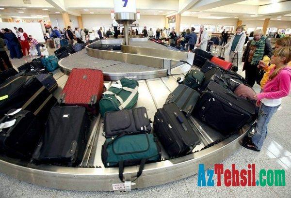 Hava limanında erməni qadının çantasından 12 il əvvəl ölən ərinin sümükləri tapıldı
