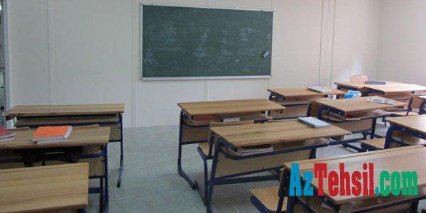 Təhsil Nazirliyinin rəsmisi təhsilin ənənəvi formada təşkili üçün lazım olan şərti açıqladı