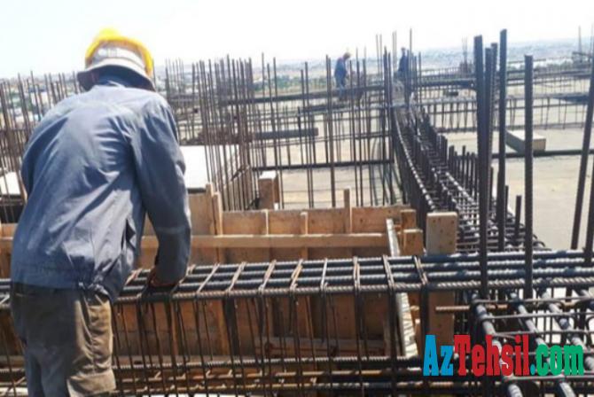 Bakıda yeni məktəb binaları inşa olunur