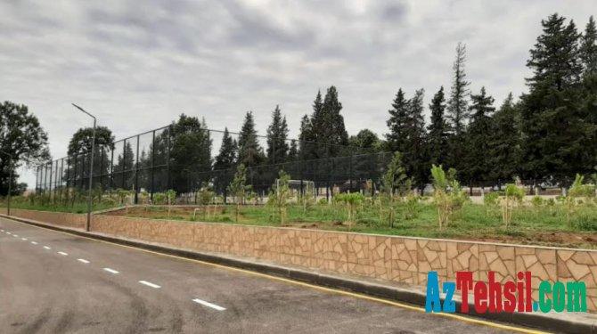 Lənkəranda 4 yeni məktəb binasının inşası başa çatır