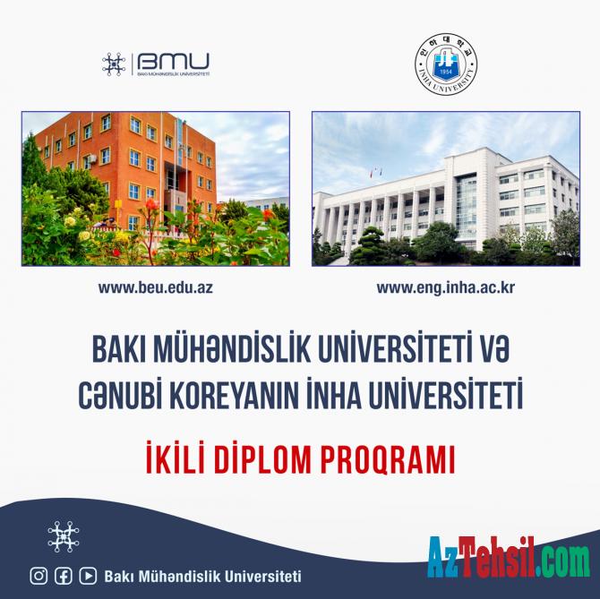 BMU-da ikili diplom proqramının icrası ilə bağlı hazırlıq işləri müzakirə edilib