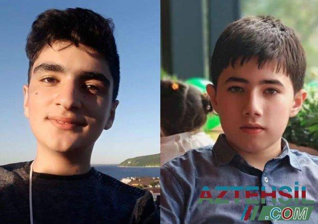 Azərbaycanlı məktəblilərin beynəlxalq olimpiadada uğurları