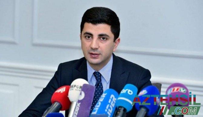 Eşqi Bağırov: Ümumtəhsil müəssisələrində 8 mindən çox vakant müəllim yeri var