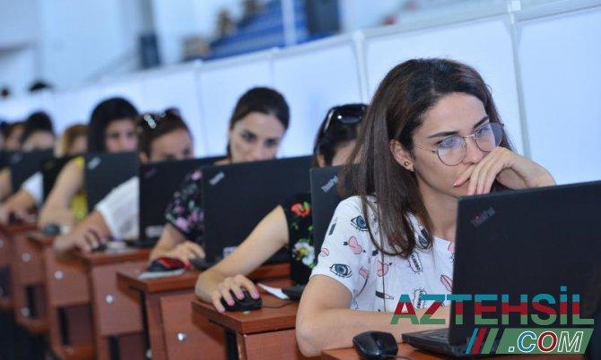 Tarix, coğrafiya və informatika fənləri üzrə vakansiya seçimi mərhələsinə start verilir