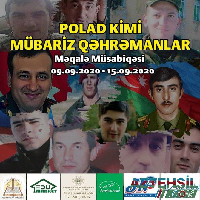 Şəhidlər ölməz, Vətən bölünməz!