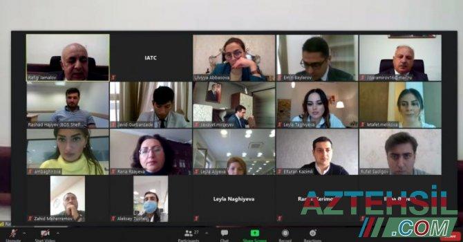 """ADNSU-da """"Focus Group Discussion"""" keçirilib"""