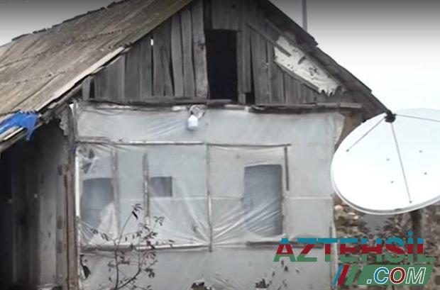 Qaxda 19 yaşlı şəhidin ailəsinə ev tikilir - VİDEO