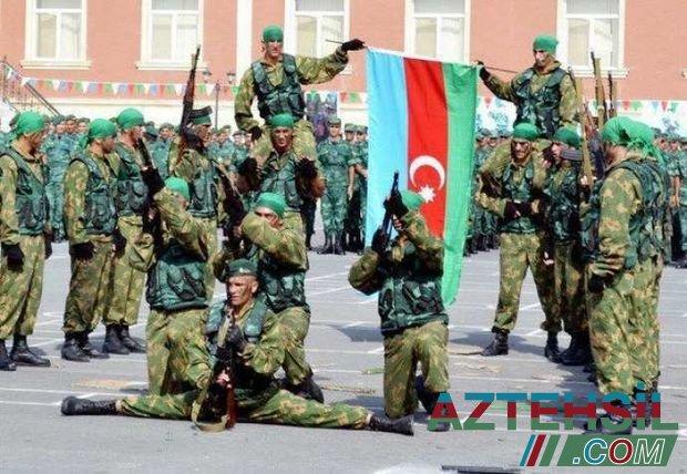 Bir sıra hərbi qulluqçulara orden verdildi – SİYAHI