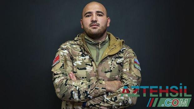 Erməni uşağını xilas edib, 38 düşməni öldürən komandir: Qorxdum ki, uşağın altına bomba qoyublar - VİDEO