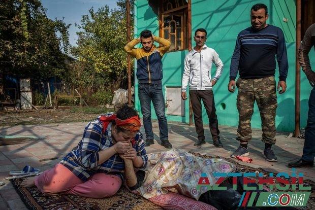 Bərdədə erməni terroru zamanı çəkilmiş şəkil ilin 100 görüntüsündən biri oldu - FOTO