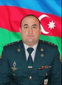 Baş Leytenant Əzizov Elçin