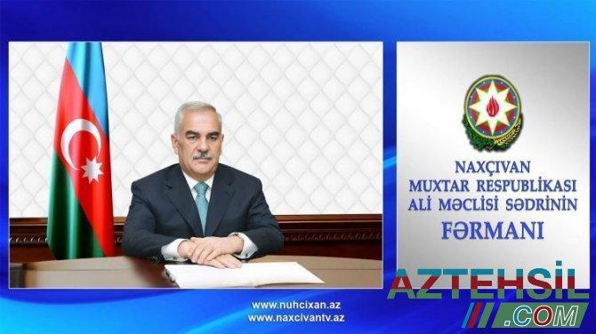 Naxçıvan MR-ın Dövlət İmtahan Mərkəzi yaradılıb