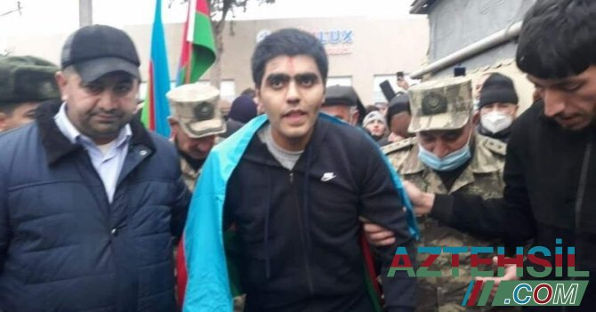 Amin Musayev erməni əsirliyində başına gələnlərdən danışdı - VİDEO
