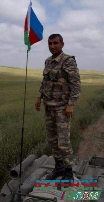 Şəhidlik zirvəsinə ucalan  Mirzəyev Elyar