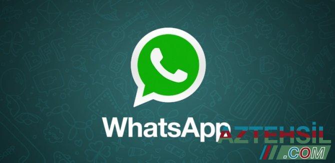 """""""WhatsApp""""dan yeni gizlilik müqaviləsi ilə bağlı AÇIQLAMA"""