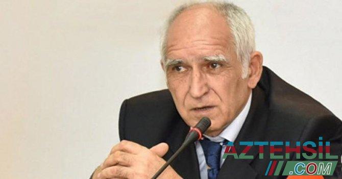 """Nadir İsrafilov : Hər bir təhsil işçisinin  vəzifəsi, """"Qarabağ Azərbaycandır!"""" zəfər çağırışına öz töhfəsini verməkdir."""