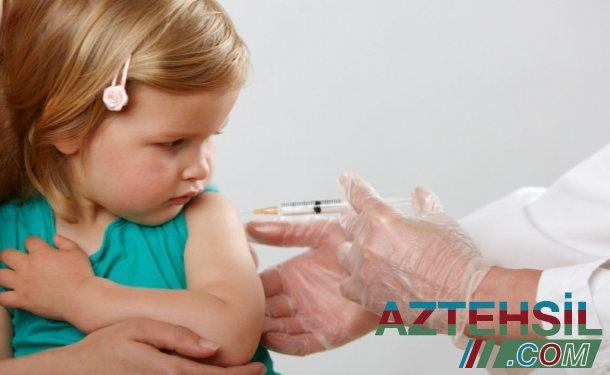 Koronavirus peyvəndi ilk dəfə uşaqlar üzərində sınanacaq