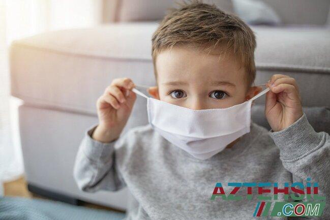 Pediatr koronavirusun Britaniya ştammının uşaqlar üçün xüsusi təhlükəsindən danışdı