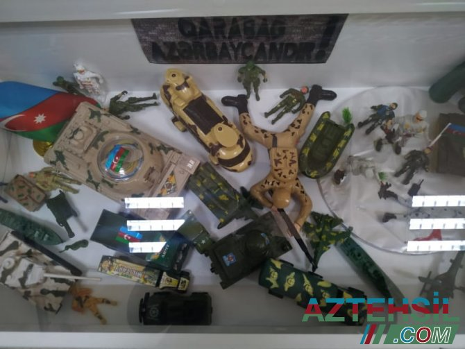 Paytaxt məktəbində muzey yaradılıb - FOTO