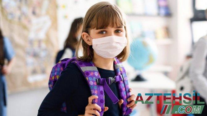 Azərbaycanda neçə şagird koronavirusa yoluxub? – RƏSMİ
