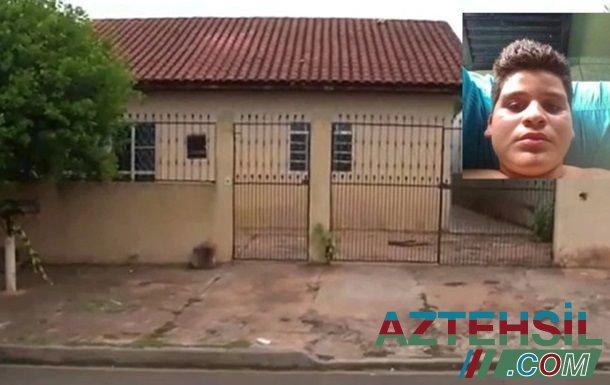 Braziliyalı yeniyetmə nənəsinin soyuducusunda ölü tapıldı