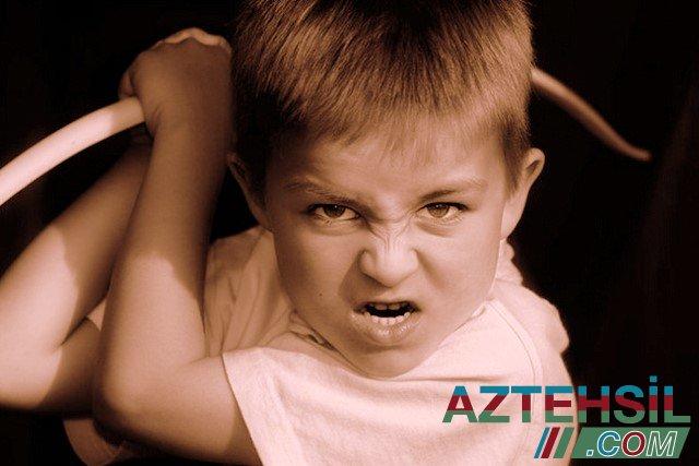 Uşaqlarda aqressiv davranışların qarşısını almağın 10 yolu