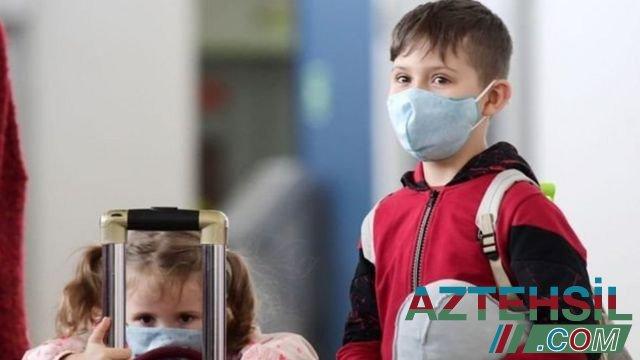 TƏBİB: Britaniya ştammı uşaqlar üçün təhlükəlidir - VİDEO