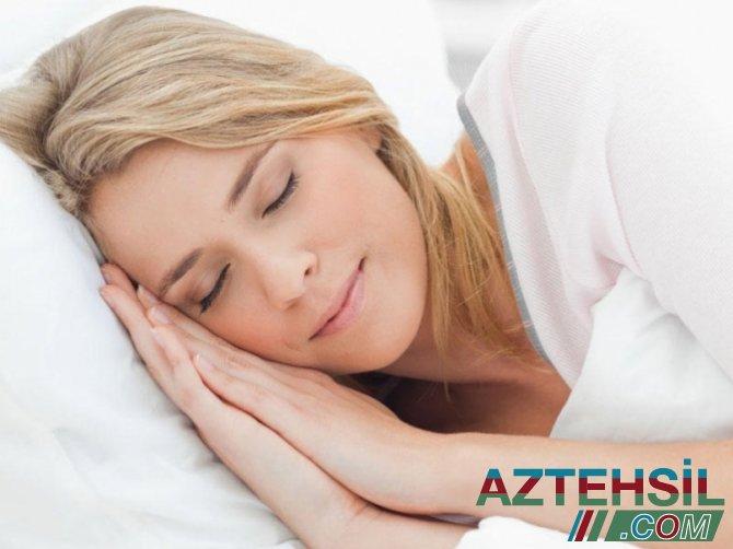 İnsan neçə saat yatmalıdır? Müxtəlif yaş qrupları üçün NORMALAR