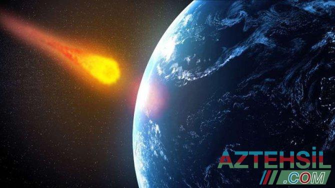 Təhlükəli asteroid Yerə yaxınlaşır