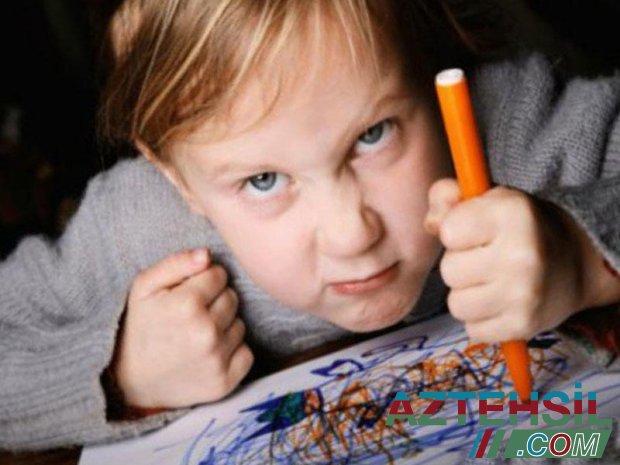 Uşaqlarda aqressivliyə səbəb olan amillər
