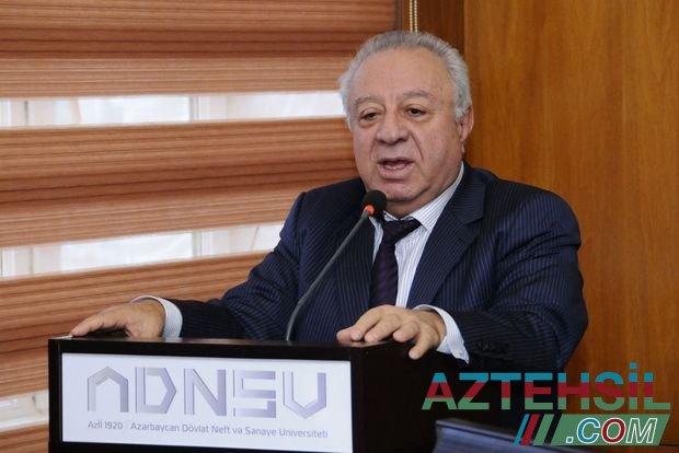 Sabiq kafedra müdiri Hüseynbala Mirələmov qalmaqallı videodan danışdı