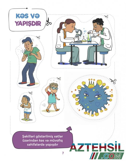 Azyaşlı oğlan və qızlarla Koronavirus barədə necə danışmalı?