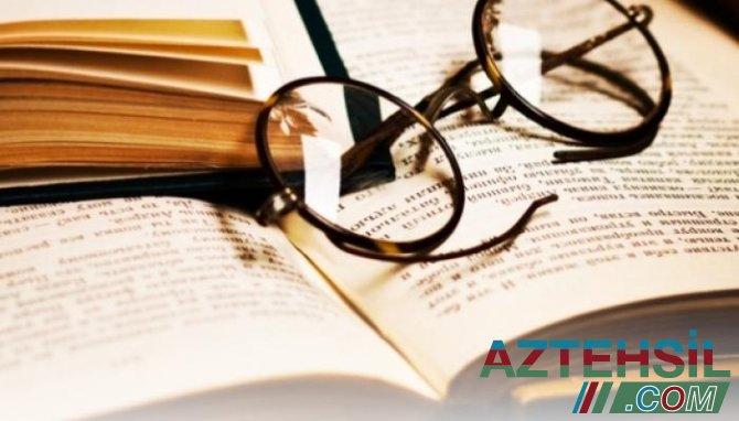 """Yeni """"Azərbaycan dilinin orfoqrafiya lüğəti"""" çap olundu"""