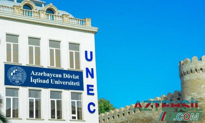 UNEC-də imtahan testləri məxfi saxlanılacaq