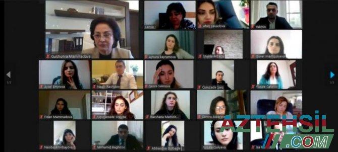 """""""Gənc müəllimlər""""in seminarları başlayıb"""