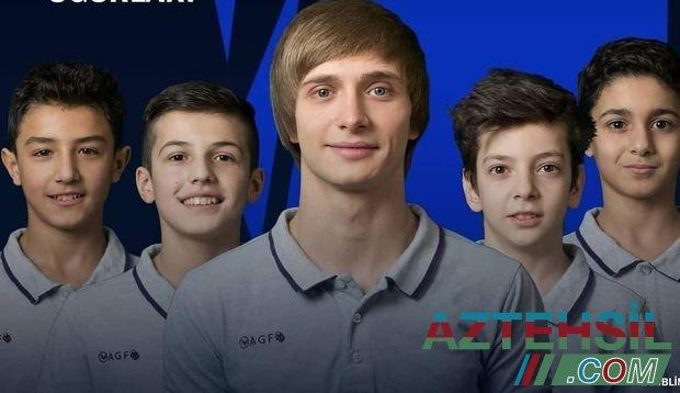 Azərbaycanın gənclərdən ibarət komandası Avropa çempionatında bürünc medal qazanıb