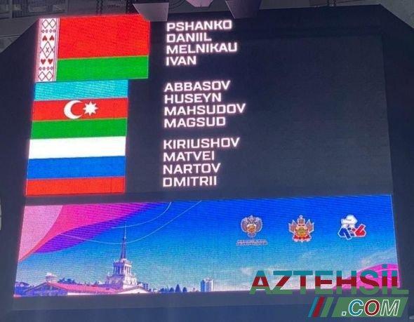 Gimnastlarımız Avropa çempionatında növbəti medallarını qazandılar - FOTO