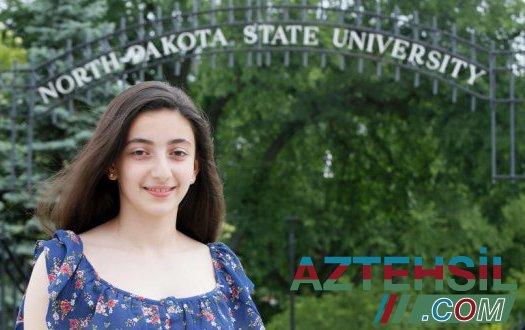 17 yaşında doktorluq təhsili qazanan azərbaycanlı qız