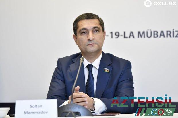 """Soltan Məmmədov: """"Əyani tədris yoluxmanı artırarsa, Nazirlik və TƏBİB…"""" – VİDEO"""