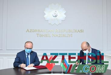 Azərbaycan ilə Türkiyə arasında təhsil sahəsində əməkdaşlığın perspektivləri müzakirə olunub
