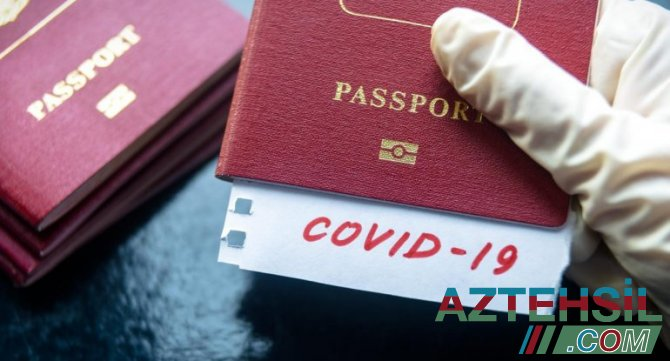 Bu tarixdən iş yerlərində COVID-19 pasportu tələb olunacaq - RƏSMİ