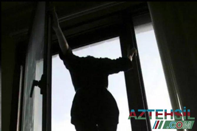 İmtahandan kəsilən qız intihara cəhd edib
