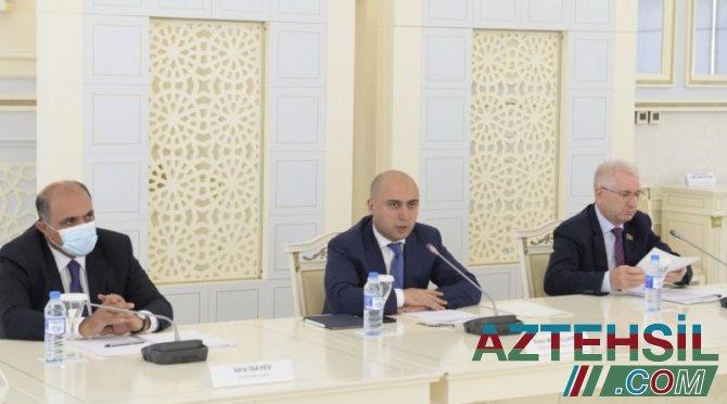 Təhsil naziri: Azərbaycanda dərslik proqramlarının tənzimlənməsi çox vacibdir