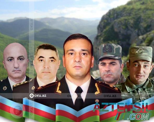 Bu gün Polad Həşimov və dörd hərbi qulluqçumuzun şəhid olduğu gündür